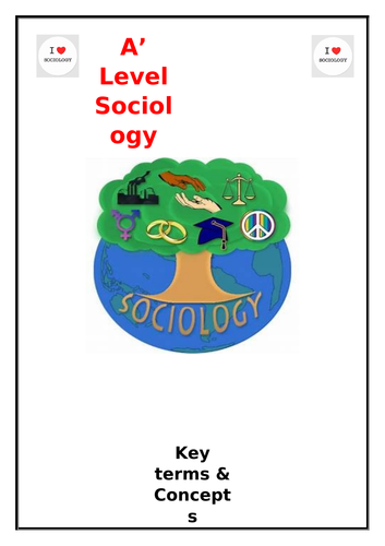 Introducing key concepts in sociology
