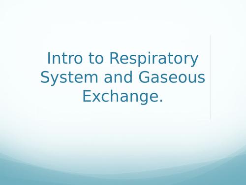 AQA PE GCSE Cardio Respiratory Part 1.