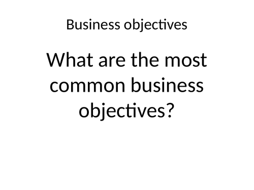 Forms of Business Powerpoint (NEW SPEC)