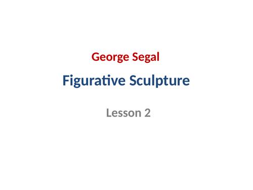 Figurative Sculpture - Lesson 2