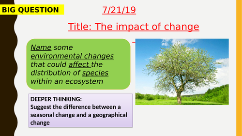 AQA new specification-The impact of change-B18.6