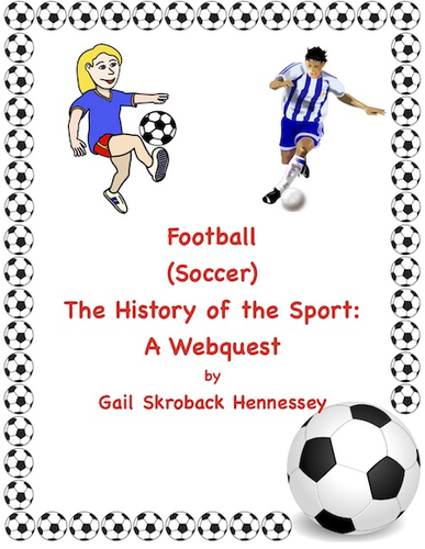 History of Football(Soccer) : Everything has a History Series