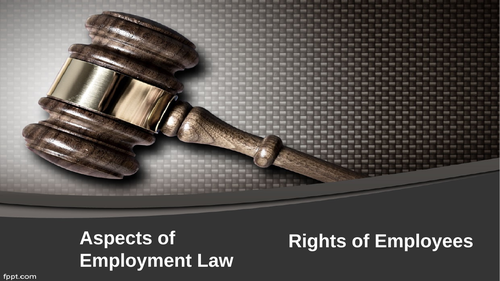 Employment Law: Rights of Employees
