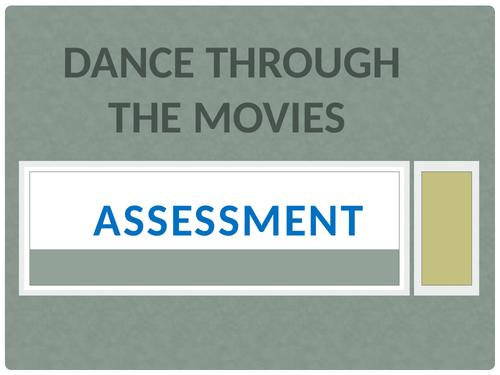 Dance Through The Movies