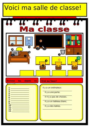 Dynamo 1 - Module 1 - Voici ma salle de classe! - Page 12
