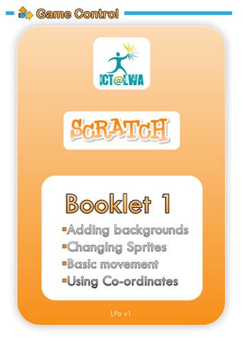 Scratch Programming - Booklets