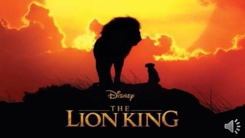 The Lion King Drama/Dance