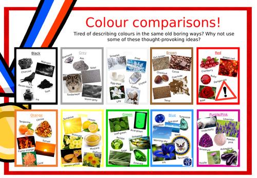 Colour Thesaurus