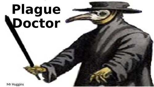 The Plague Doctor, 1664