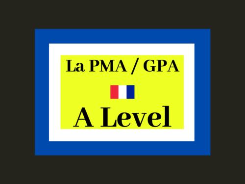 La PMA GPA France