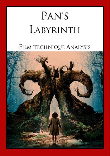 Pan's Labyrinth film technique analysis