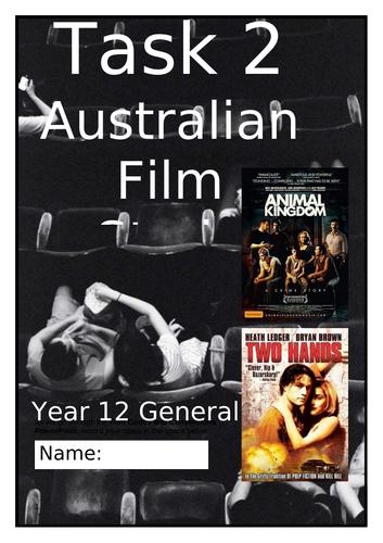 Australian Crime Film Study: Animal Kingdom (2010) and Two Hands (1999)