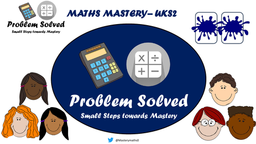 Small Steps to Mastery - rounding whole numbers