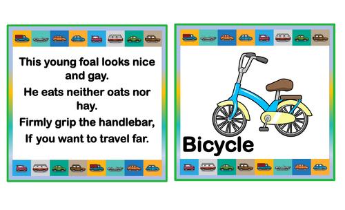Transport riddles.