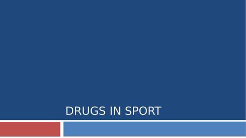 Drugs in Sport GCSE PE OCR