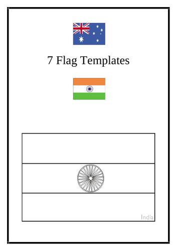 **Flag Templates**