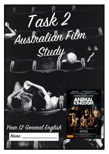Animal Kingdom (2010) Australian Film Analysis  (With Assessment)