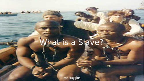 What is a slave?