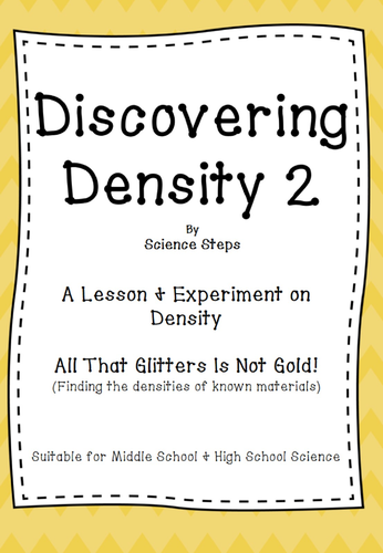 Discovering Density 2