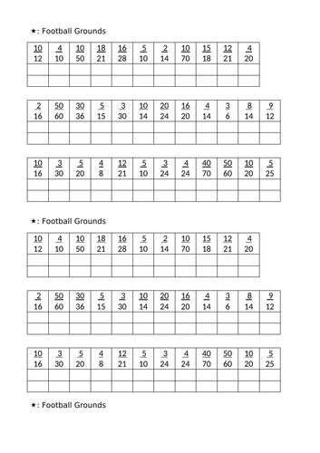 Differentiated Codebreaker: Simplifying Fractions