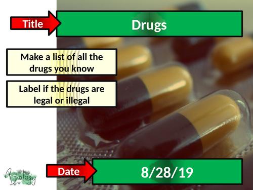 Drugs - Activate