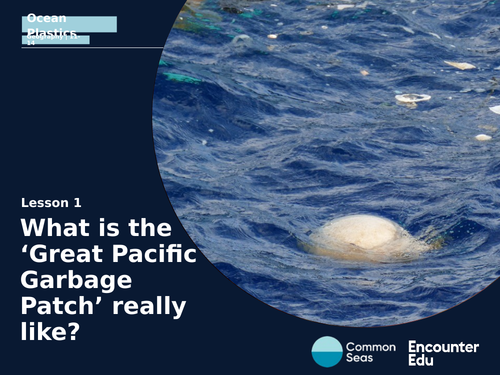 Plastic in oceans: what is the great pacific garbage patch?