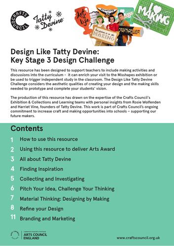 Design Like Tatty Devine