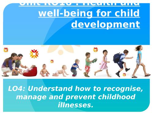 Cambridge National Child Development RO18.4