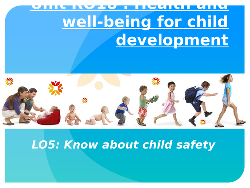 Cambridge National Child Development RO18.5