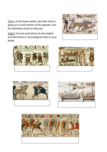 How trustworthy is the Bayeux Tapestry?