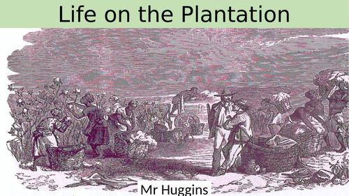 Life on the Plantation