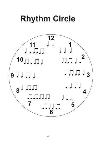 Rhythm Circle 1