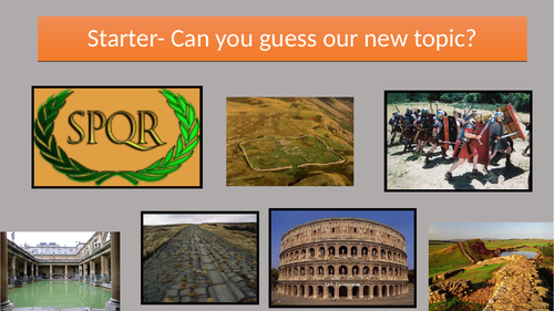 Who were the Romans? Ppt giving lots of information about the Roman era- maps and timelines