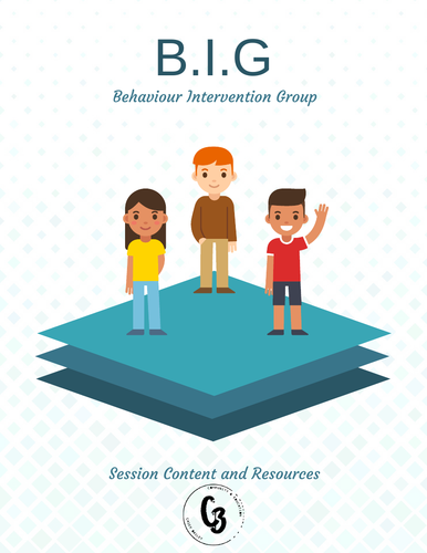 Behaviour Intervention Group Booklet