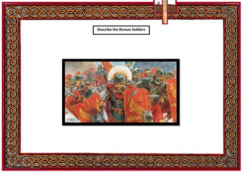Roman English Activities Pack - SEN Yr5