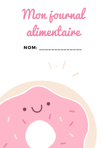 French Food Diary