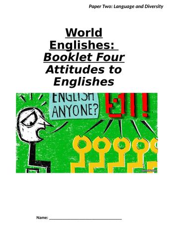 Attitudes to World Englishes (A-Level English Language)