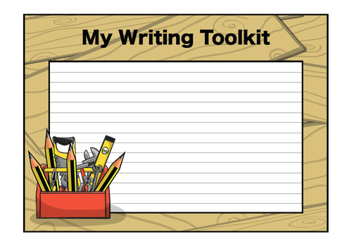 My Writing Toolkit - Landscape