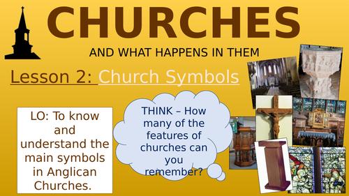 Churches - Church Symbols!