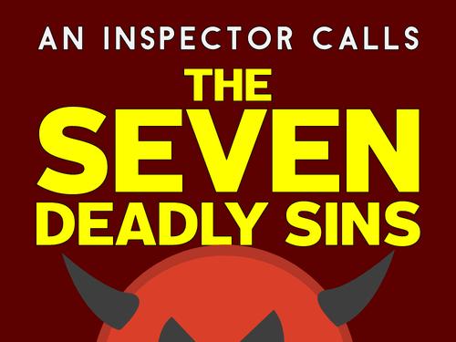An Inspector Calls: Seven Deadly Sins