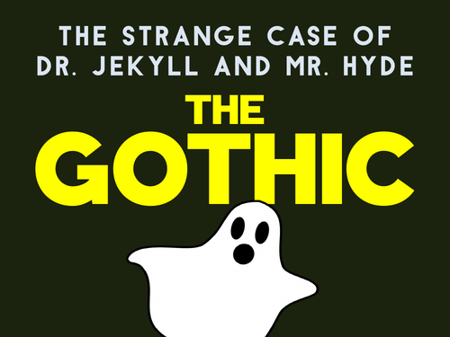 Jekyll and Hyde: The Gothic Genre