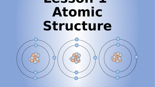 AQA GCSE Physics Atomic Structure Lesson Pack (11 Lessons)