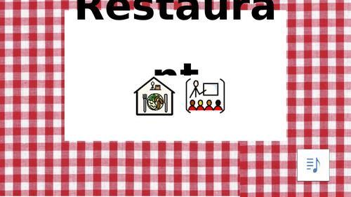 SEN. SLD. Restaurant (Set up and Jobs)