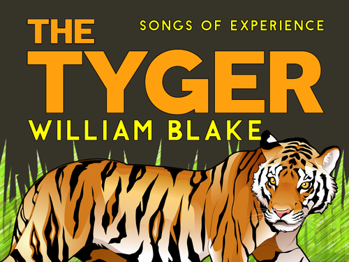 William Blake's 'The Tyger' (A level)