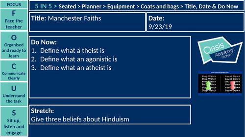 Manchester Faiths
