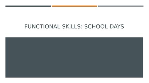 Functional Skills: New Reform: tone