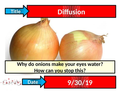 Diffusion - Activate