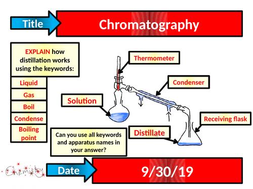 Chromatography - Activate