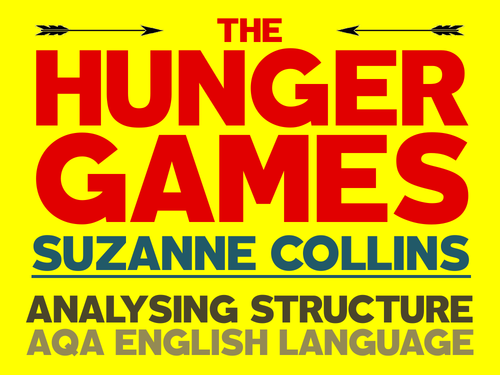 The Hunger Games: Extract & Structure (AQA GCSE)