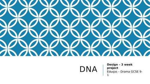 DNA design questions